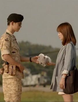 Drama Descendants of the Sun Bikin Pasangan Bercerai