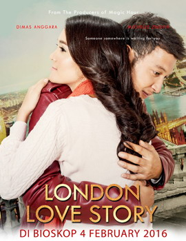 Menangkan Tiket NoBar London Love Story!
