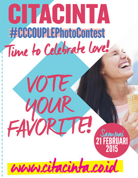 Pemenang Voting Couple Photo Competition