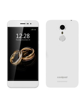 Coolpad Fancy: Ponsel Pintar Stylish